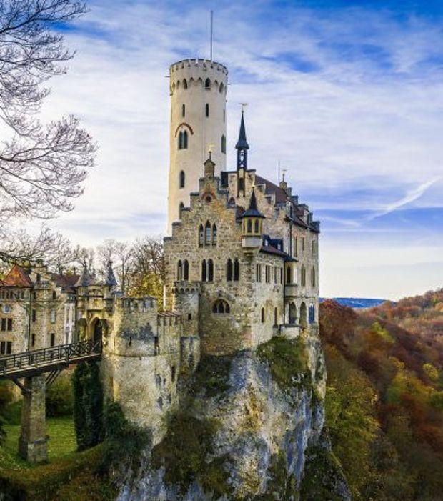 D couvrez les 20 plus beaux ch teaux du monde en for Le chateau le plus beau du monde