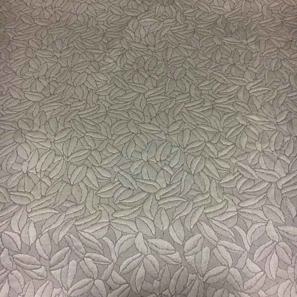 Fuji Pearl Quilted Gray Upholstery Fabric Upholstery Grey Quilt