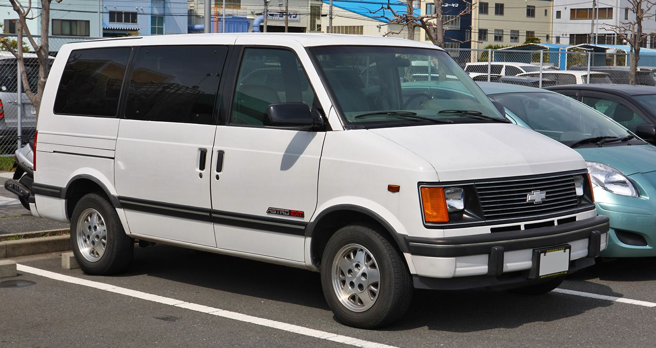 Chevrolet Astro 001 List Of Chevrolet Vehicles Wikipedia