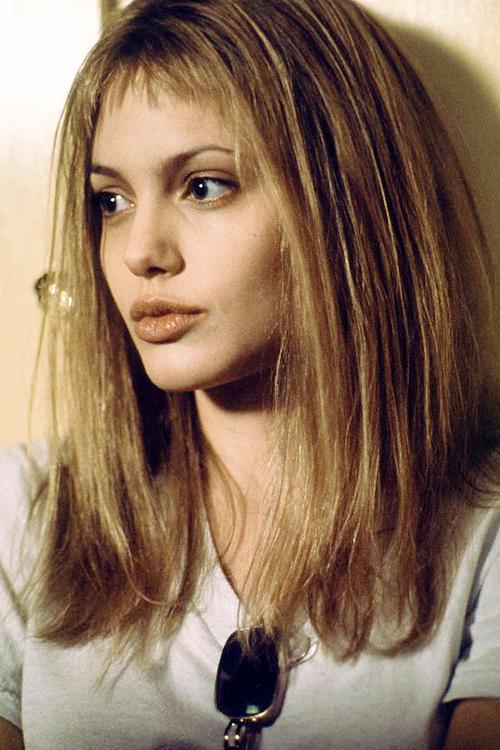 Angelina Jolie in Girl Interrupted,