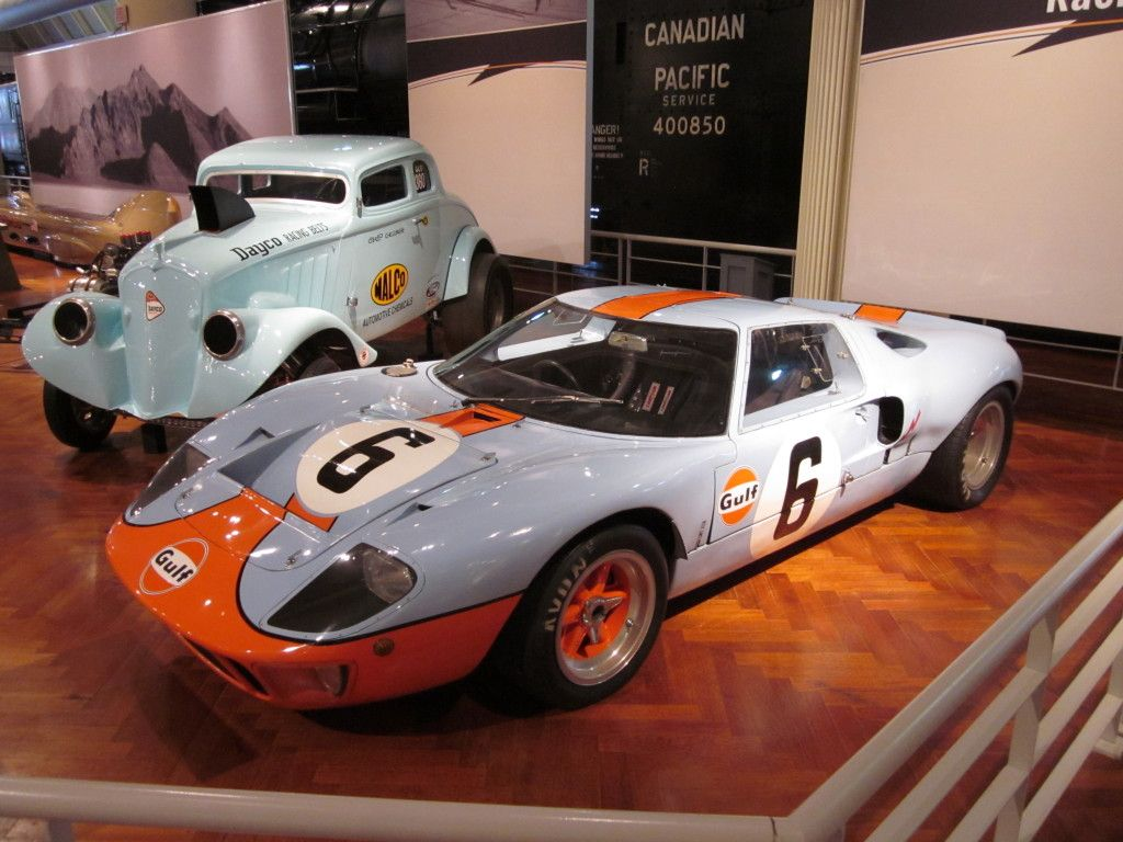 Learn More About Gt40 Number 1075 One Of The World S Most