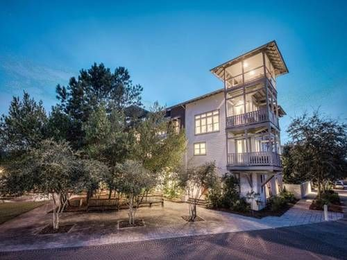 Thyme Place Rosemary Beach Florida Is A Holiday Home With Barbecue Located In The Has Air Conditioning And