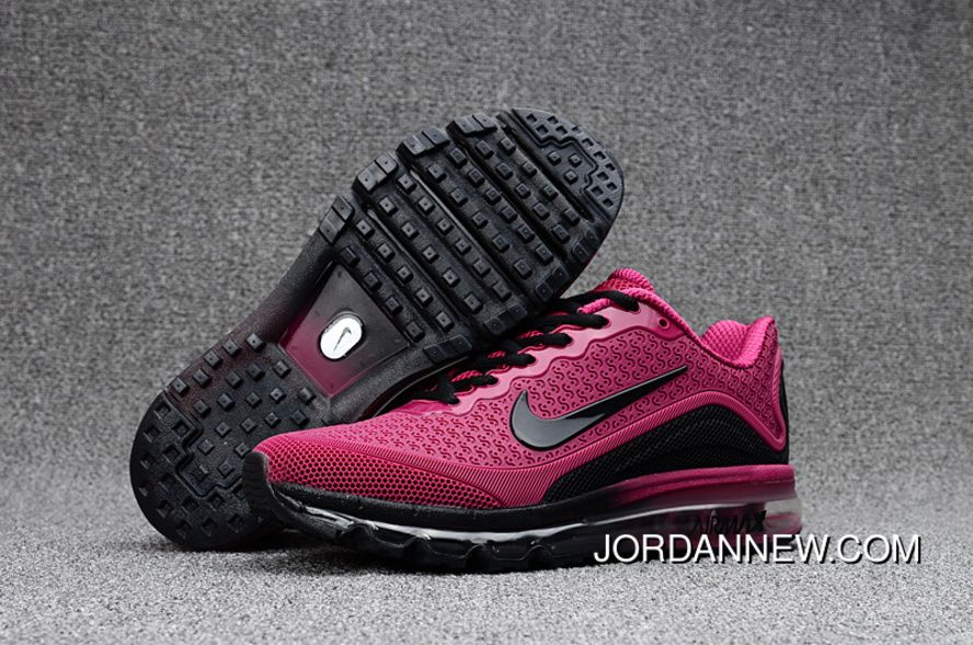 more photos d0fc3 a0a28 ... italy nike air max 2017.8 mens shoes wine red black outlet super deals  price 99.10 air