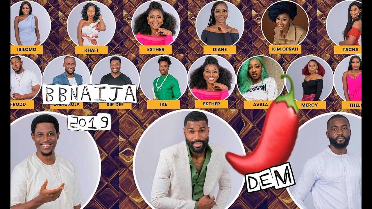 Bbnaija 2019 What Fans Said As Pepper Dem First Saturday Party Crashes Expectations Big Brother Broadcast Nigeria