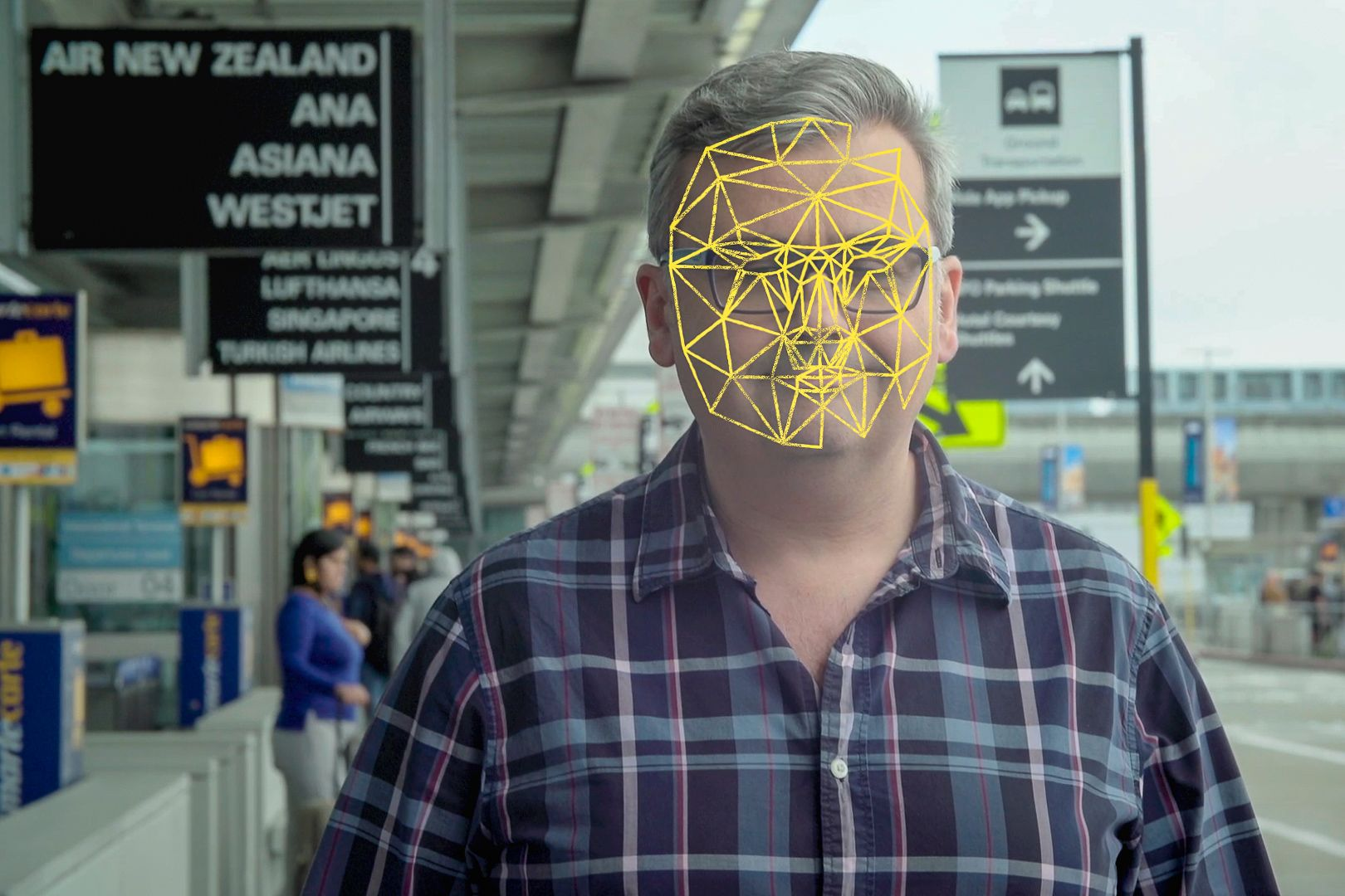 Don T Smile For Surveillance Why Airport Face Scans Are A Privacy