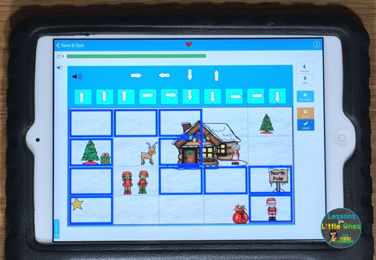 Computer Coding Practice For Primary Students