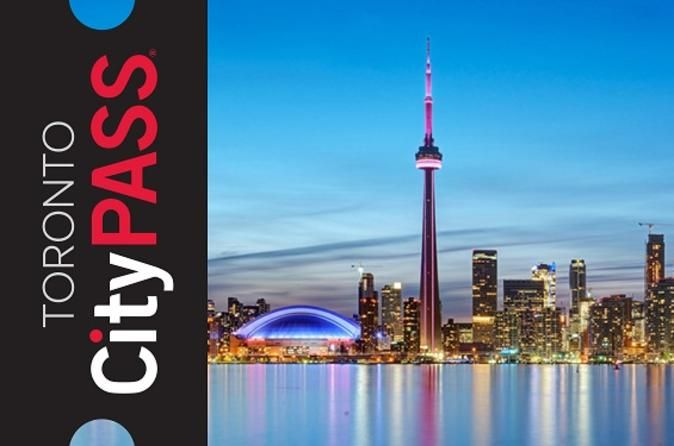 Toronto Citypass Most Famous Attractions At One Amazing Price With Plenty Of Time To See It All See The Cn Tower Casa Toronto Vacation City Pass Toronto City