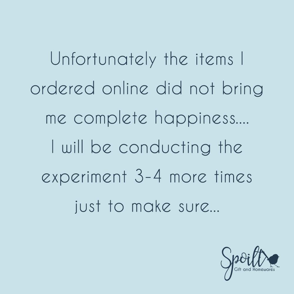Just to be safe... 🤔🤷🏻♀️ 🏷 #quote #qotd #shopping #shoppingaddict