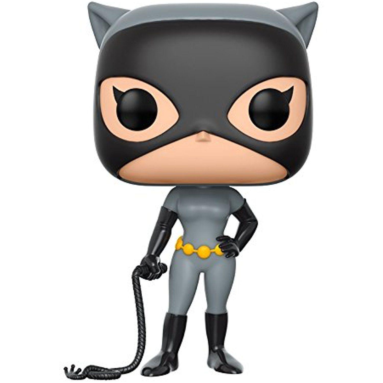 Vinyl Funko--Batman Catwoman Pop The Animated Series
