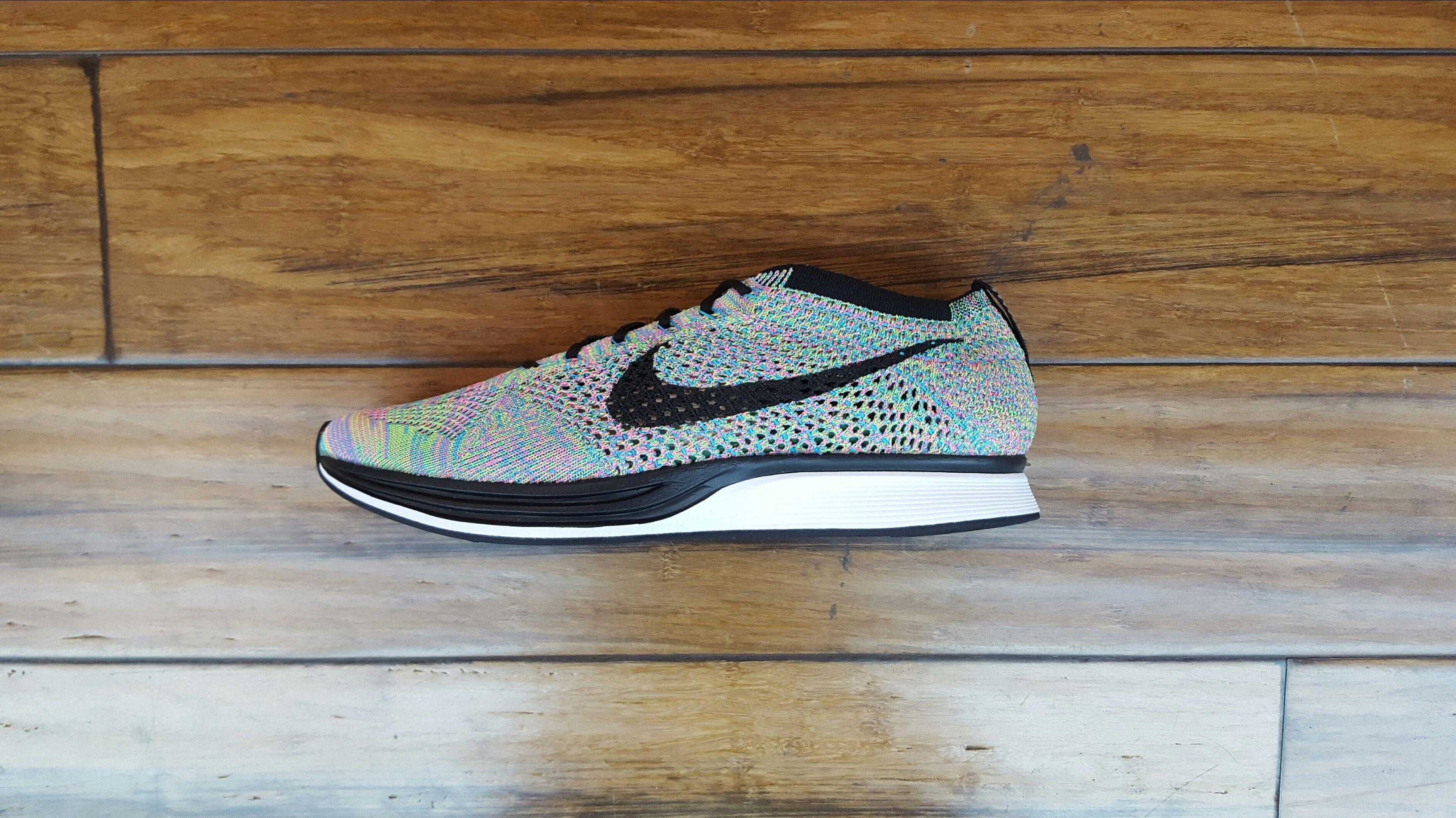 ad0cfe1255160 ... Nike Flyknit Racer Oreo Más de 25 ideas increíbles sobre Multicolor  flyknit en Pinterest Flyknit racer multicolor