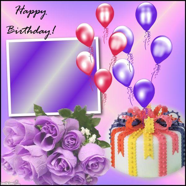Imagem relacionada birthday Pinterest Happy birthday - birthday wish template