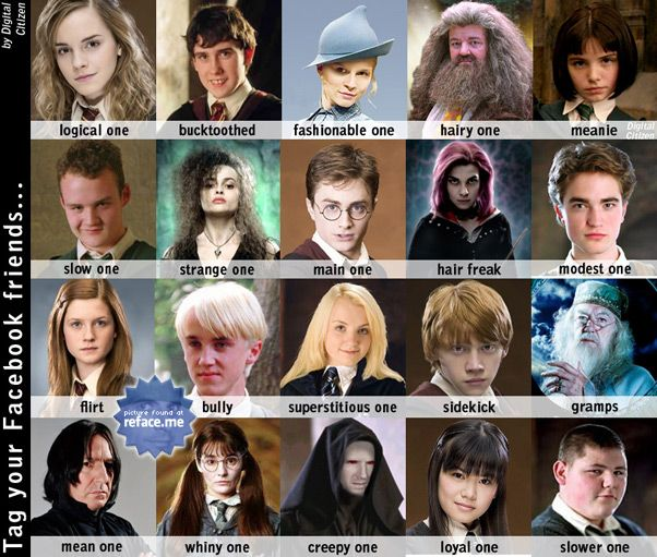 Sooooooo True 3 It Harry Potter Characters Harry Potter Characters Names Harry Potter Zodiac