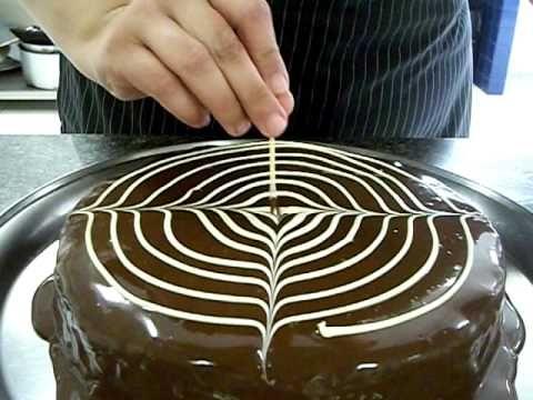 Torta Alema Com Romanda Souza Youtube Com Imagens Arabescos