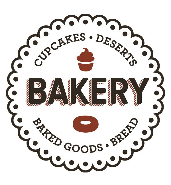 Free Vector Bakery Logos And Label For Designer On Behance Cozy