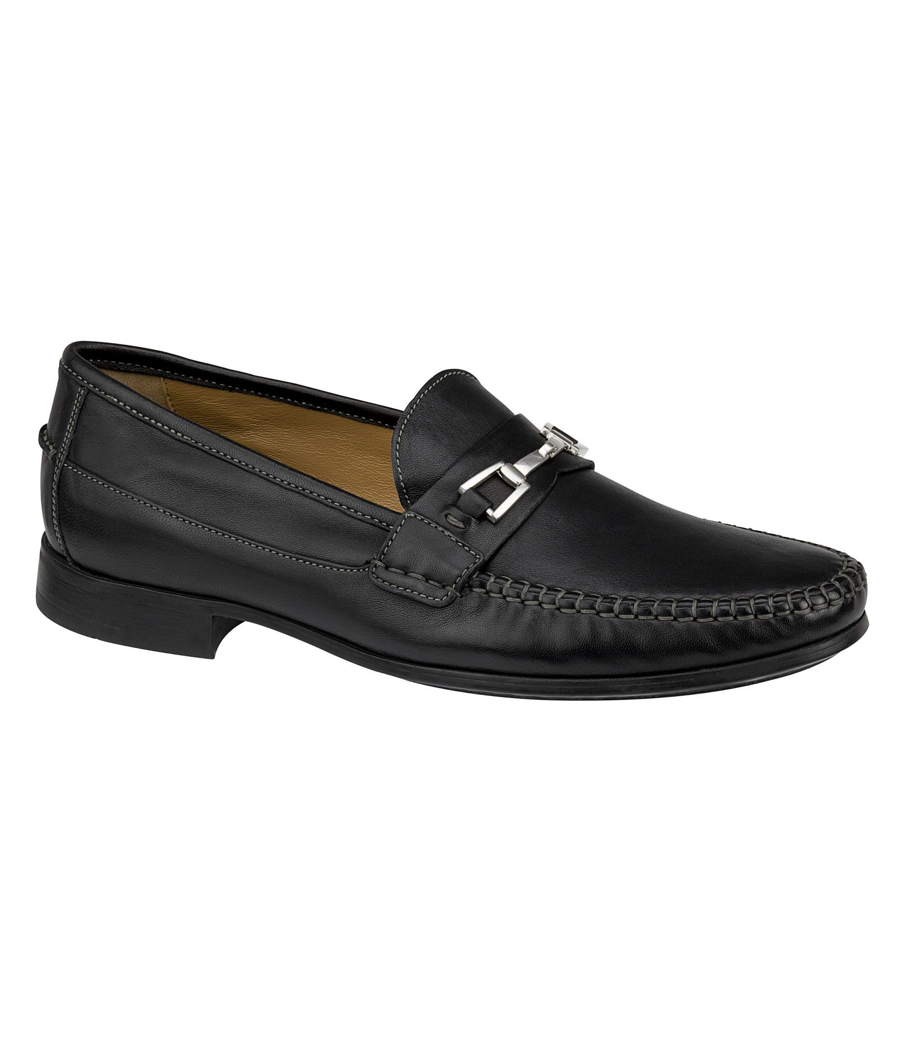 Cresswell Bit Shoe by Johnston and Murphy (With