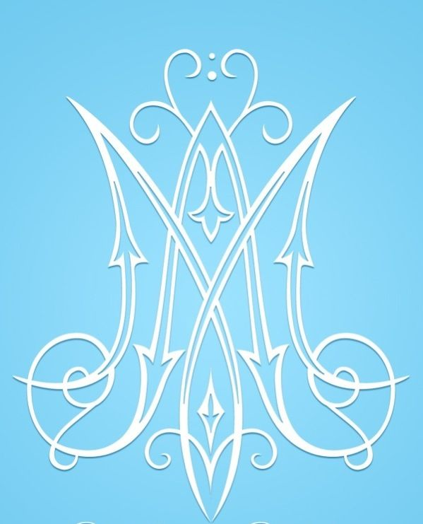 Auspice Maria Under The Protection Of Mary Tattoo Advent Ideas