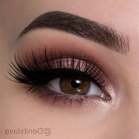 Photo of 52 besten wunderschönen und trendigen braunen Augen Make-up-Design für Prom oder Party &#x1f4…