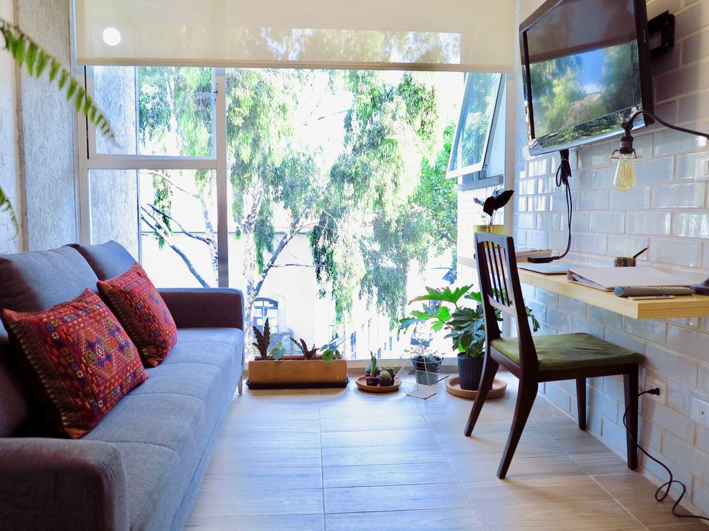 Artsy Cozy Apartment In Historic Juarez N Vrbo Mexico City Vacation Cozy Apartment House Rental
