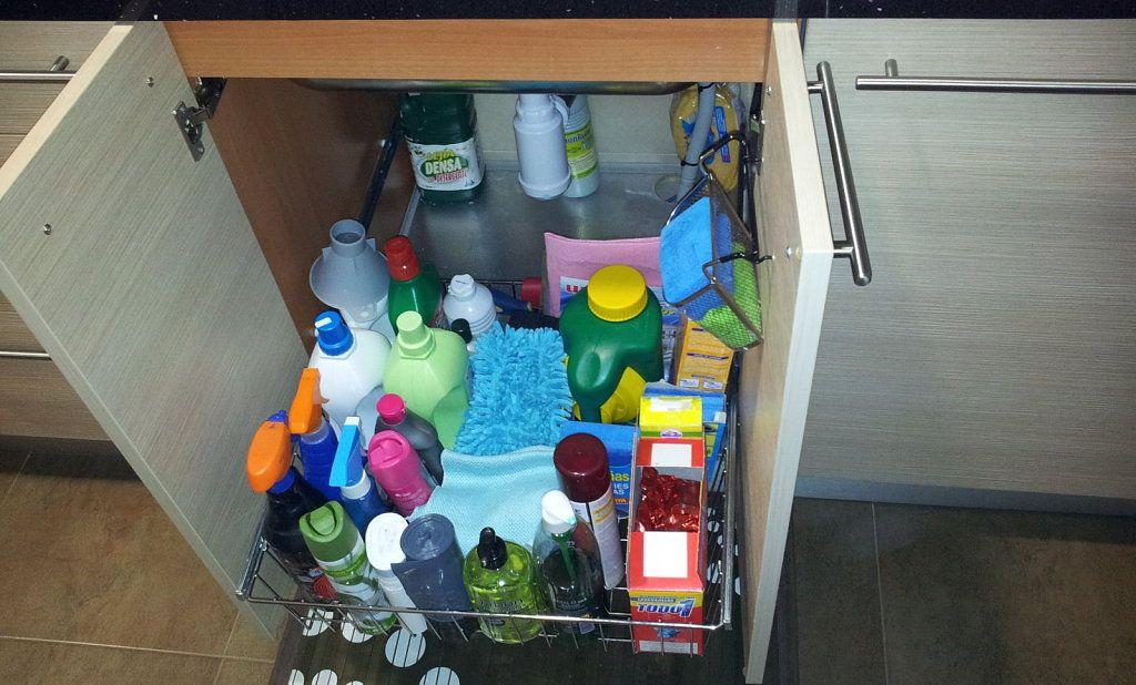 Que poneis bajo el fregadero???   Decorar tu casa es facilisimo.com