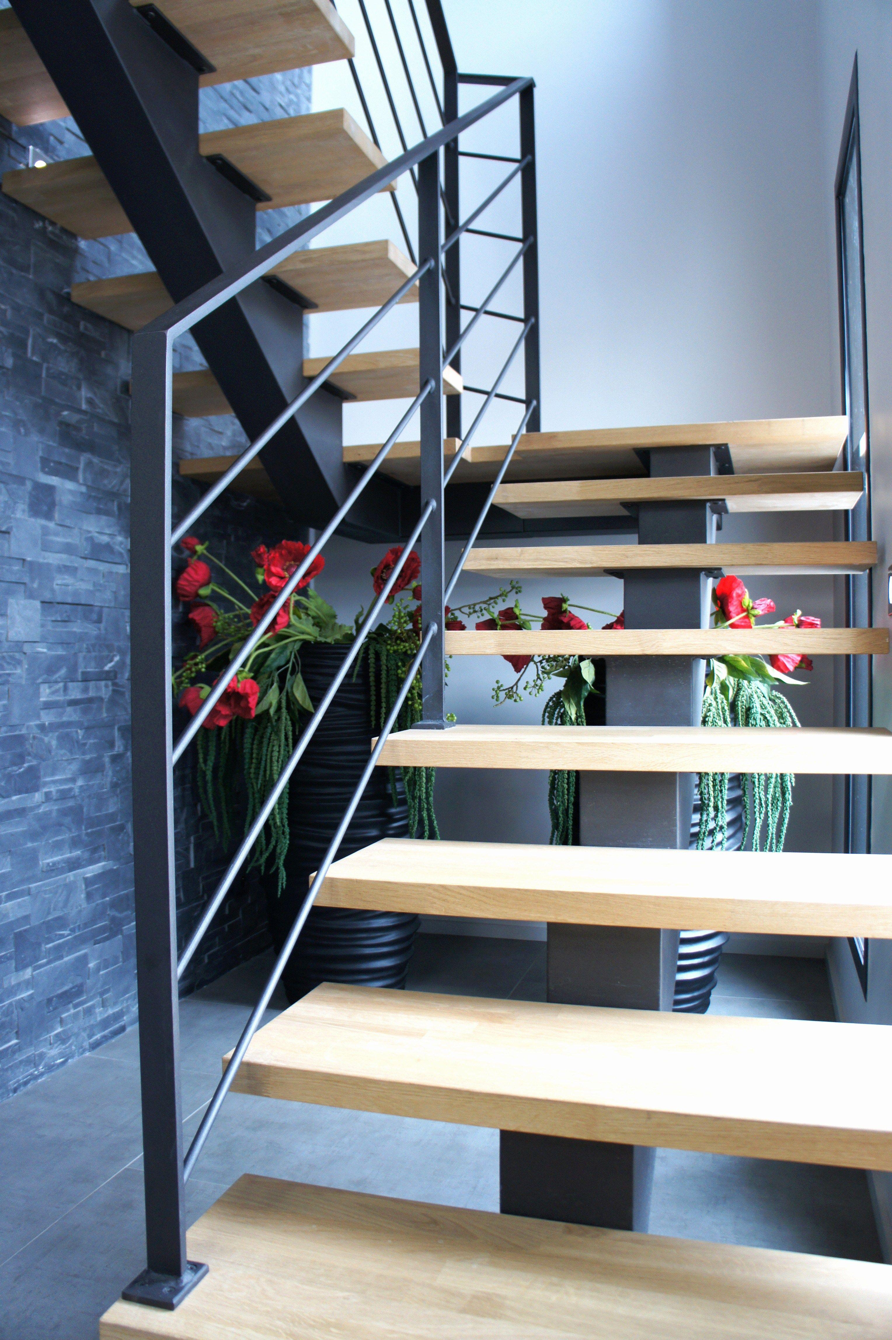 Beautiful Escalier Double Quart Tournant Leroy Merlin Glass Stairs Design Stairs Design Escalier Design
