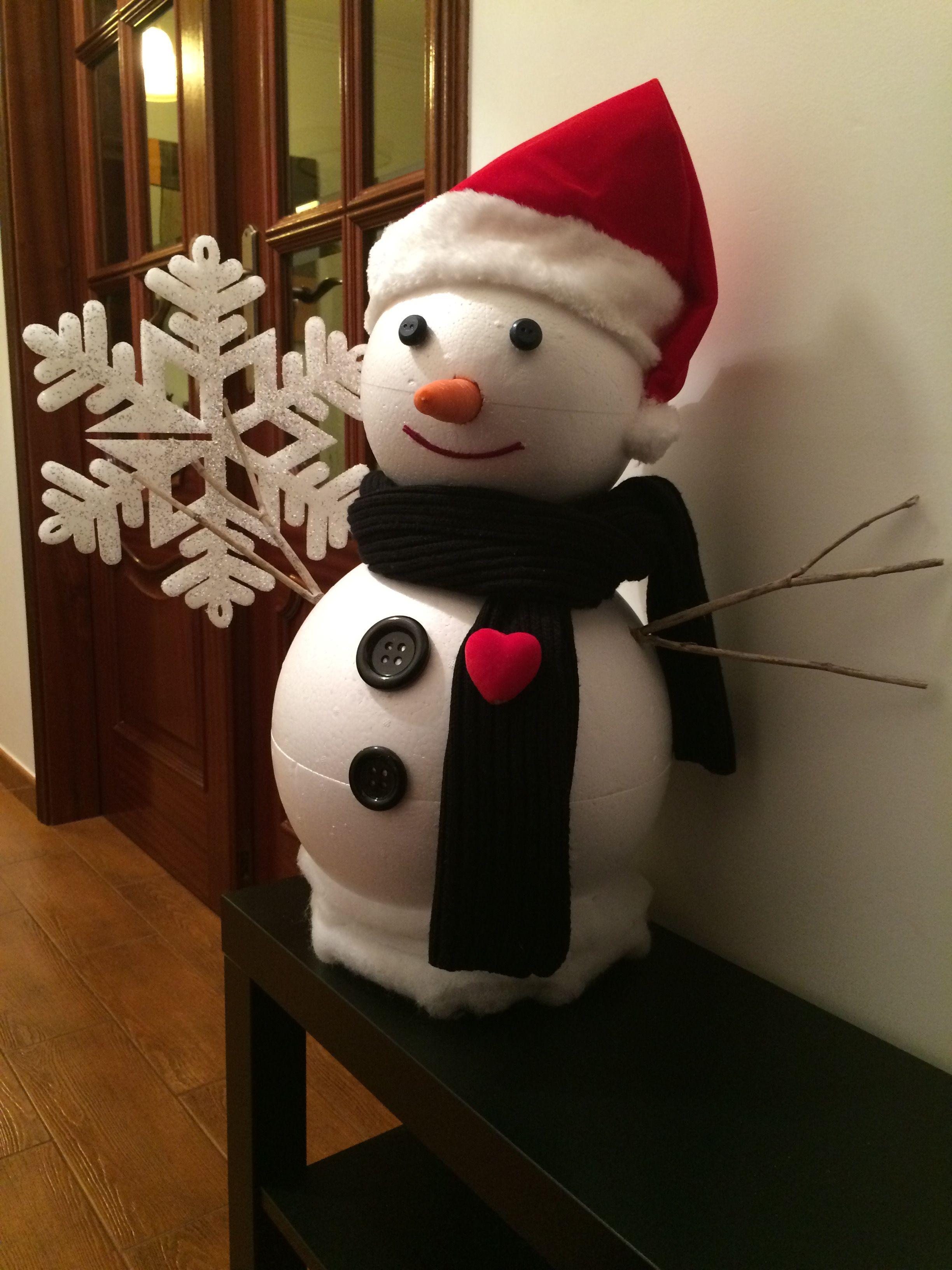 Boneco de Neve# Snowman#