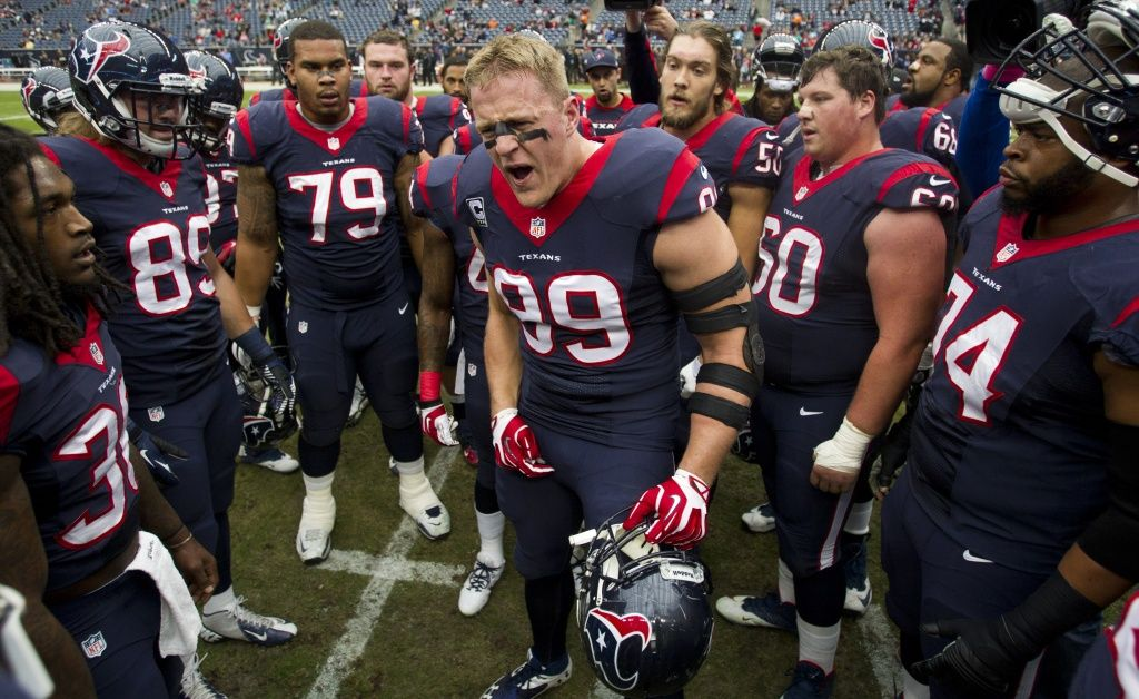 The most motivational J.J. Watt quotes (With images) Jj