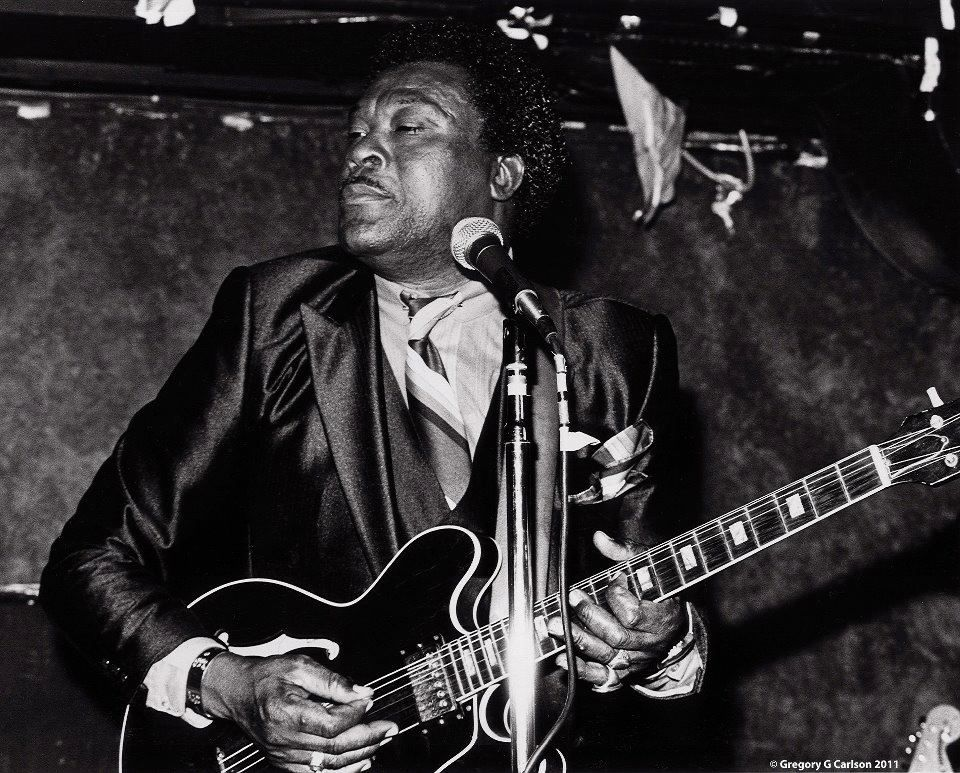 luther guitar junior johnson