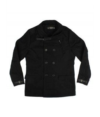 Hause of Howe Clothing Rose Royce Jacket - Black $189.00 ...