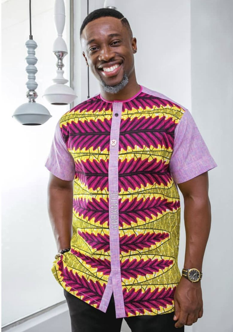 Abrantie | African men fashion, African shirts for men