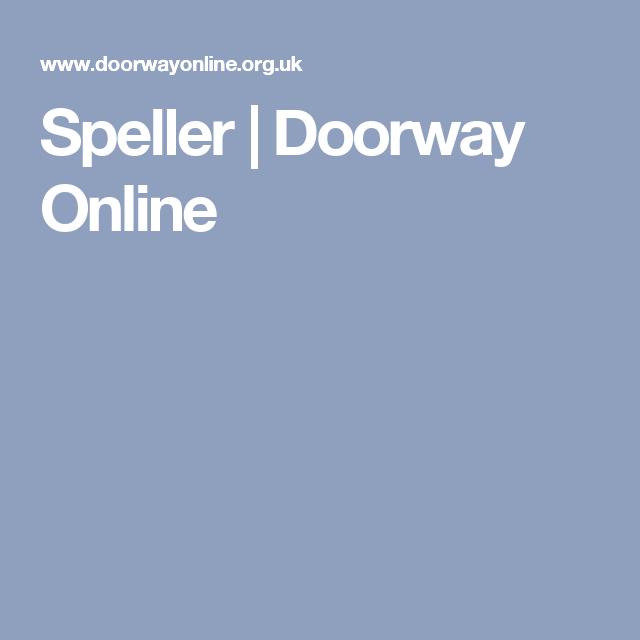 speller doorway online - Periodic Table Speller