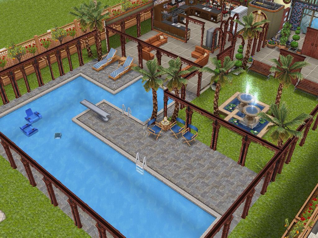 Lux House Sims House Pinterest Sims