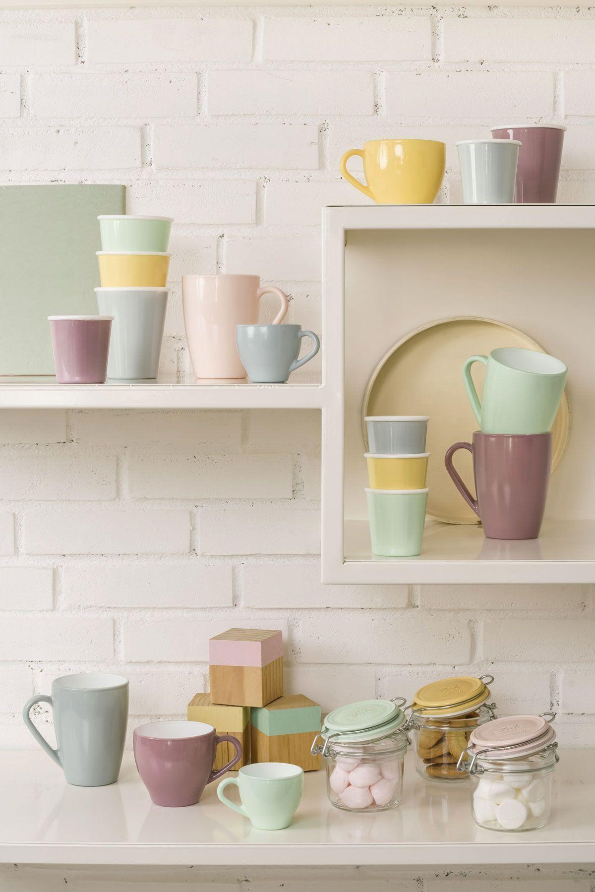 Funktionalität mit Stil Küchenbehälter, Küche und