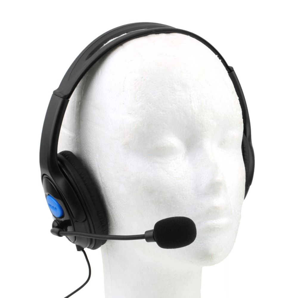 Wired Gaming Headset Earphones Headphones with Microphone Mic Stereo ...