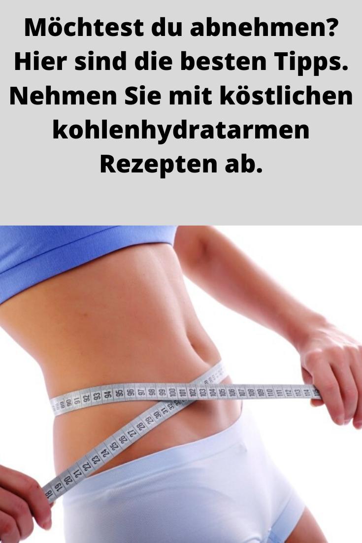 Was nehmen Sie, um schnell Gewicht zu verlieren