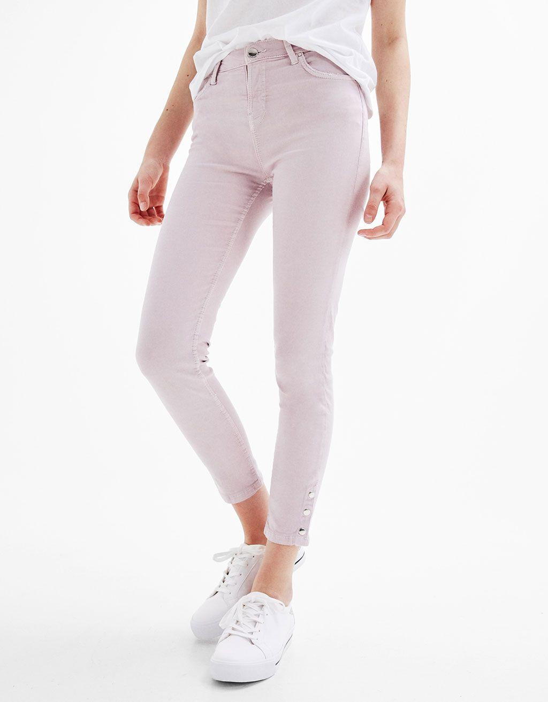 Novedades Ropa Mujer Bershka Colombia Ropa Pantalones De Moda Jeans De Moda