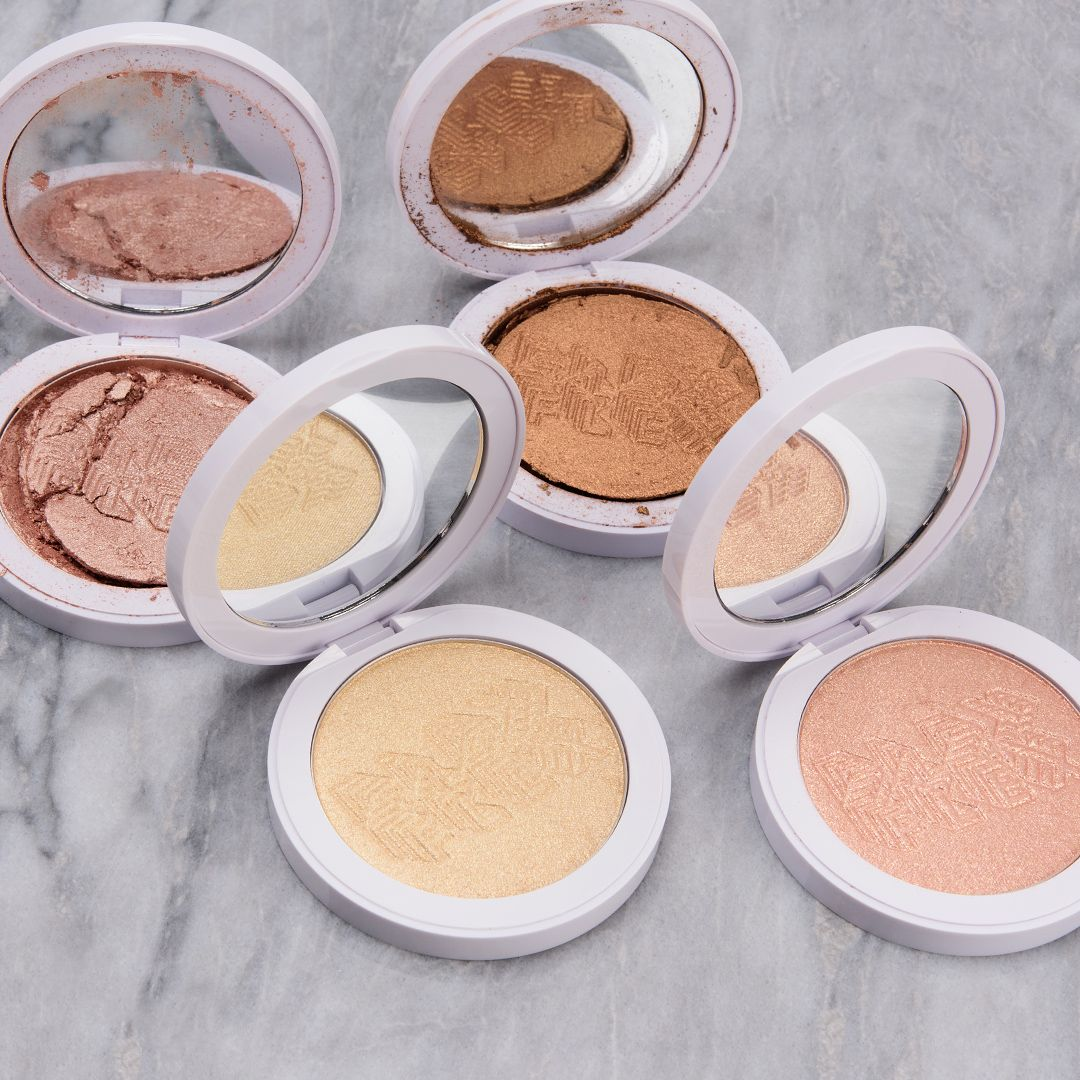 Milk Makeup Flex Highlighter Swatches Highlighter