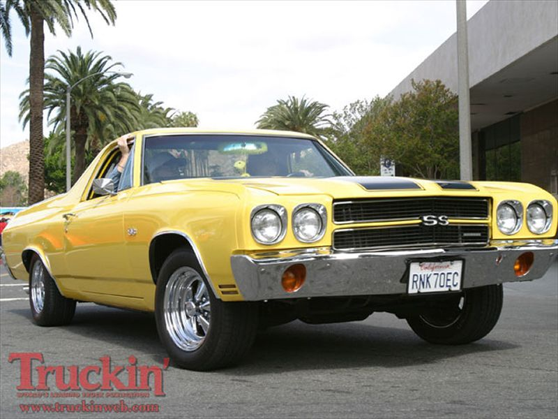 1970 Chevy El Camino Ss Find Parts For This Classic