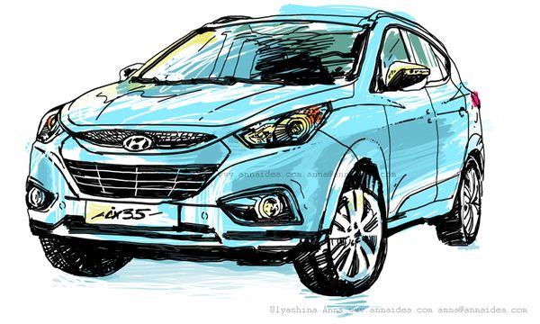 Hyundai I35 Hyundai Cars Suv Car