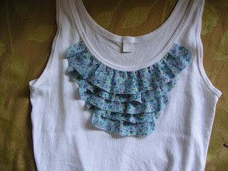 .: diy tank top makeover tutorial
