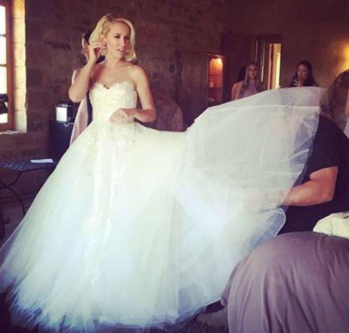 Big pretty wedding dresses  Pin by Katelyn Douglas on The BIG day  Pinterest  Big