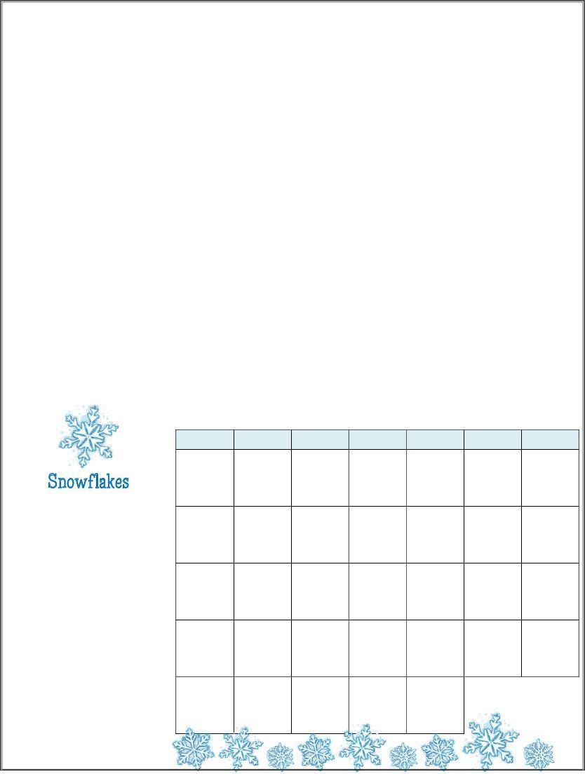 2013 Handprint Calendar Template Classroom School Pinterest