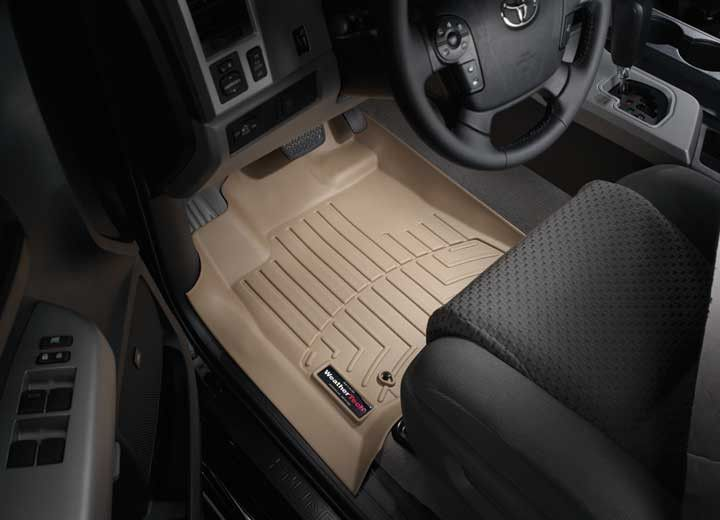 Get Extreme Protection From Mud, Snow, Rain, Sand Or Anything You Drag In  With WeatherTech Extreme Duty DigitalFit Floor Liners.