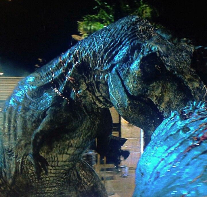 Jurassic World Blue And Rexy Fallen Kingdom Ver By: Great Pic Of Rexy