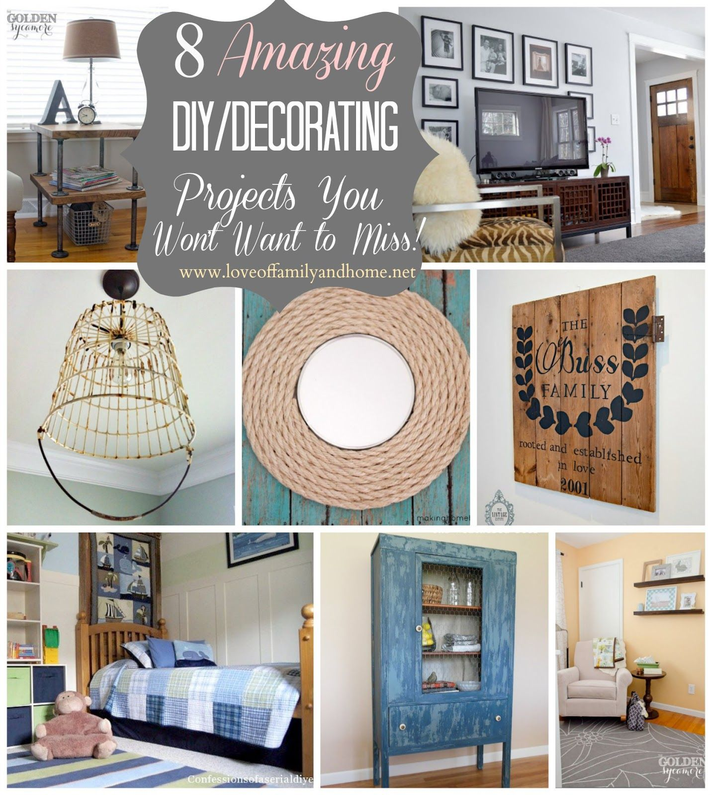 House decorating on a budget blogs