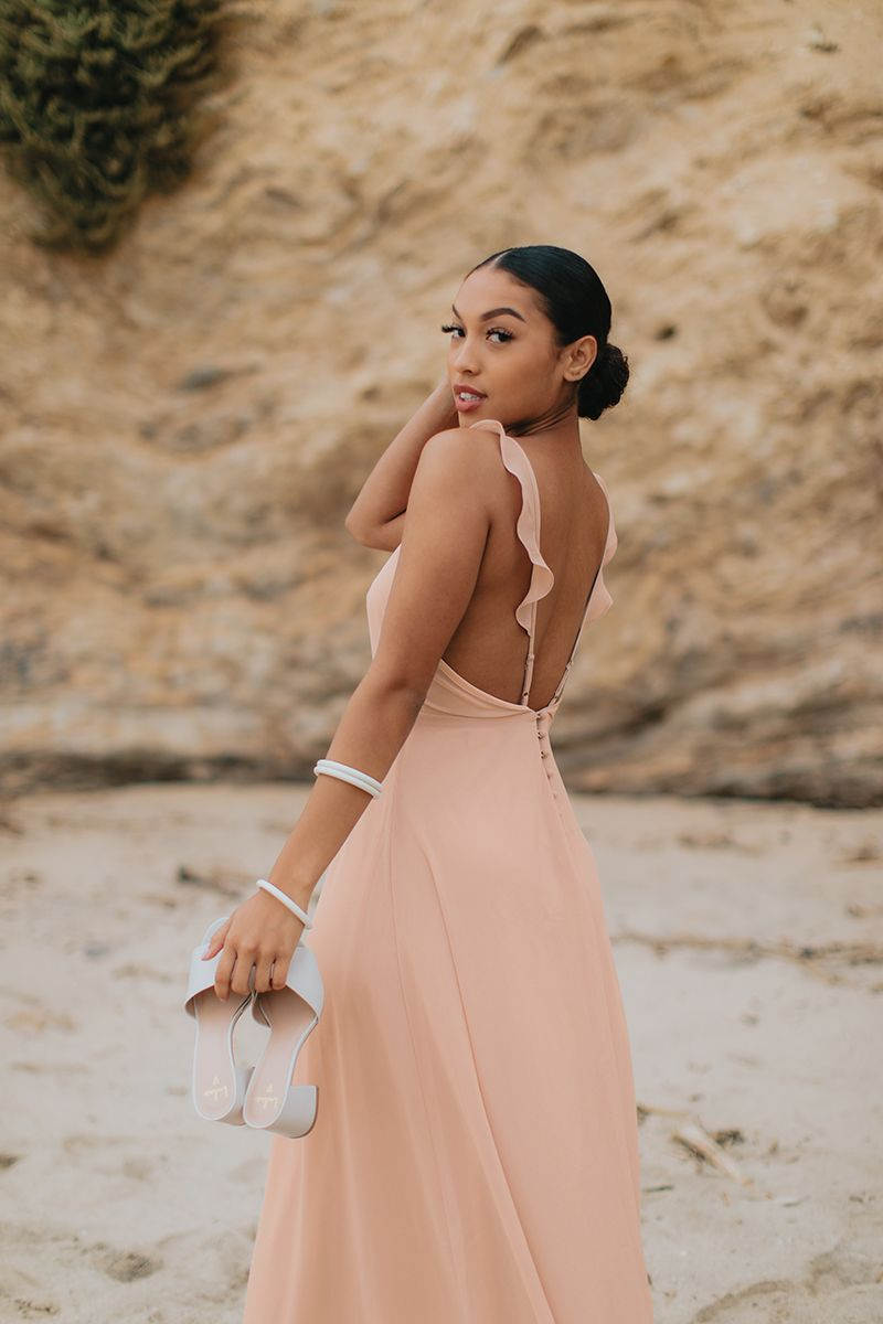 Wedding Guest Looks How To Style 1 Chic Dress 4 Ways This Season Wedding Guest Looks Beach Wedding Guest Dress Wedding Attire Guest [ 1200 x 800 Pixel ]