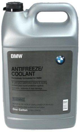 Bmw 82141467704 Grey Antifreeze Coolant 1 Gallon Bmw Bmw