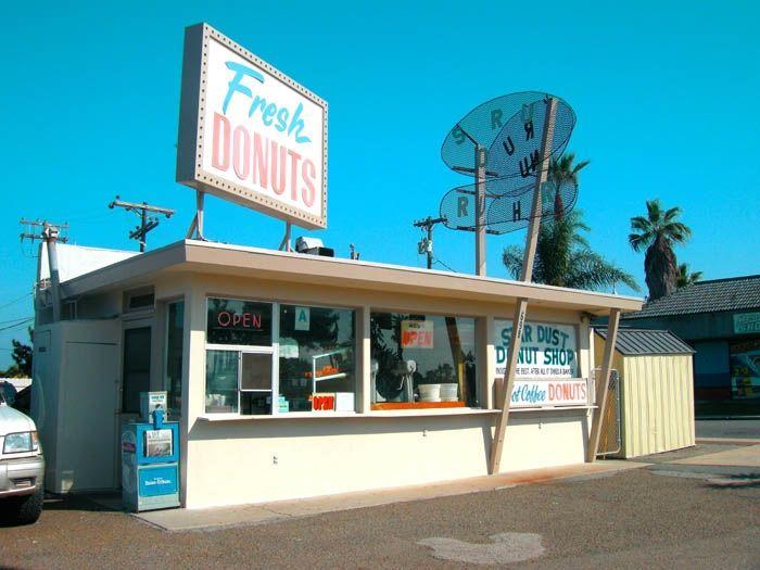 Donut Shop Imperial Beach Ca