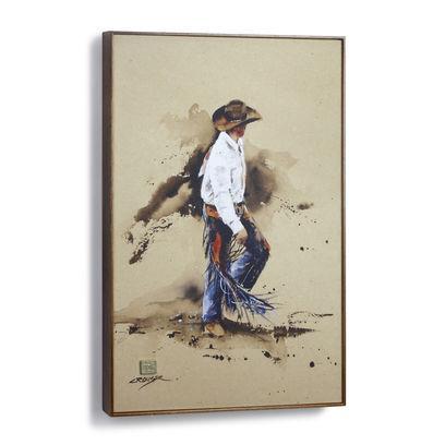 Rodeo Cowboy Wall Art 12 Cowboy Wall Art Wall Art Western Artist