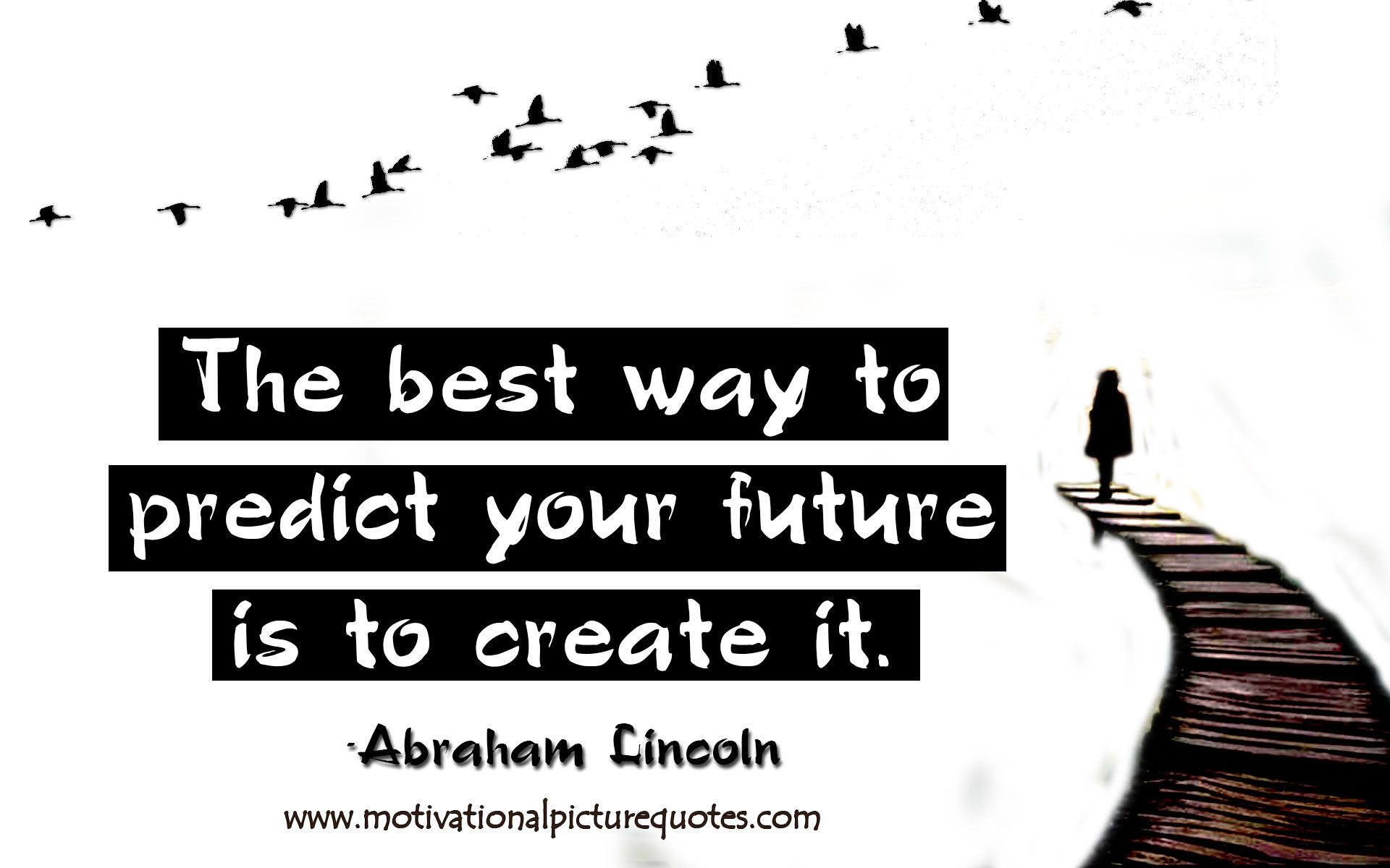 Inspirational quotes about future plans in life by