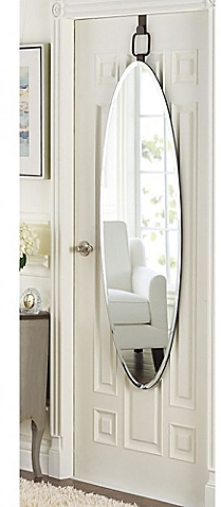 Full Length Beveled Edge Mirror